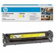 HP CB542A (125A) Sarı Renkli Lazer Toner