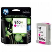 HP C4908AE (940XL) Kırmızı Mür. Kartuş Muadil - Dolum