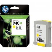 HP C4909AE (940XL) Sarı Mür. Kartuş Muadil - Dolum
